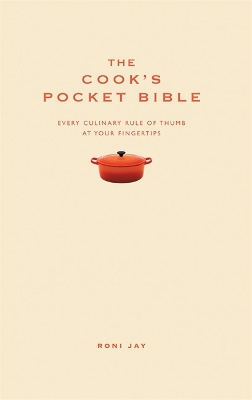 The Cook's Pocket Bible - Roni Jay