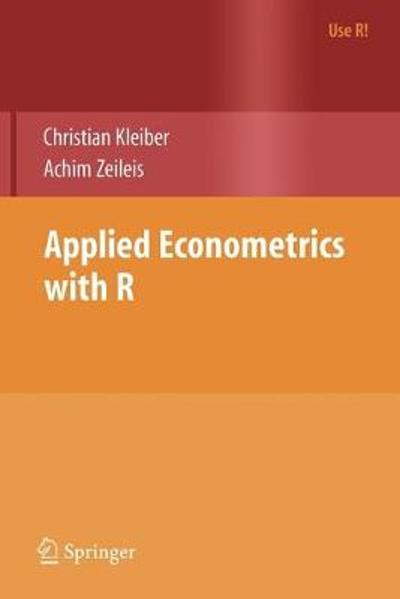 Applied Econometrics with R - Christian Kleiber