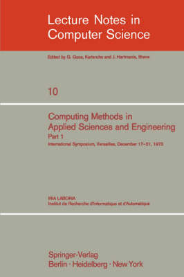 Computing Methods in Applied Sciences and Engineering - R. Glowinski