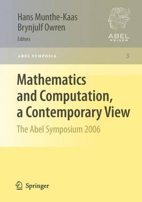 Mathematics and Computation, a Contemporary View - Hans Munthe-Kaas