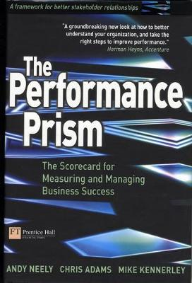 The Performance Prism - Chris Adams