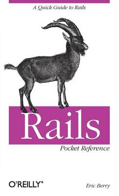 Rails Pocket Reference - 
