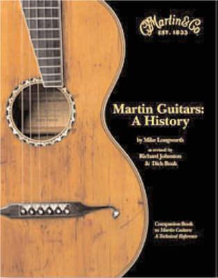 Martin Guitars - Richard Johnston