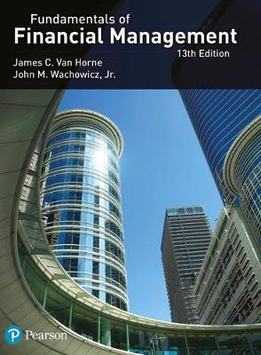 Fundamentals of Financial Management - James C. Van Horne