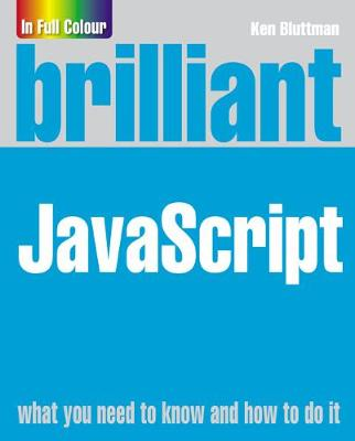 Brilliant Javascript - Ken Bluttman