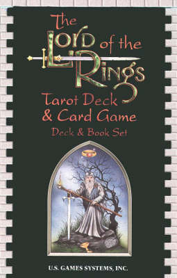 """Lord of the Rings"" Tarot Pack - Terry Donaldson"