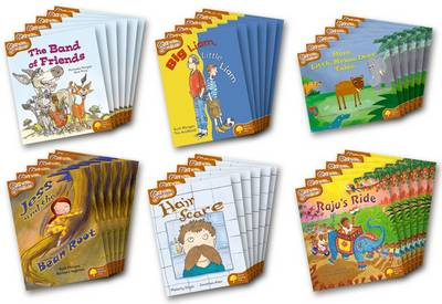 Oxford Reading Tree: Stage 8: Snapdragons: Class Pack (36 Books, 6 of Each Title) - Malachy Doyle
