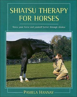 Shiatsu Therapy for Horses - Pamela Hannay