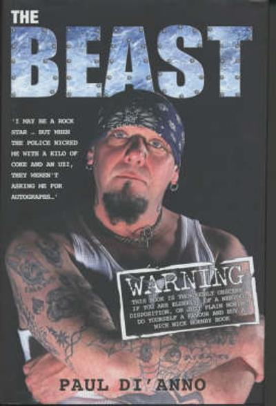 The Beast - Paul Di'anno