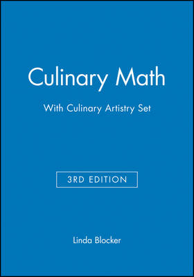 Culinary Math - Linda Blocker