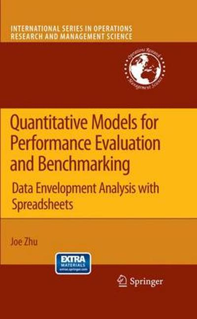 Quantitative Models for Performance Evaluation and Benchmarking - Joe Zhu