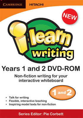 I-learn: Writing Non-Fiction Years 1 and 2 DVD-ROM - Charlotte Raby