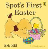 Spot's First Easter Board Book - Eric Hill
