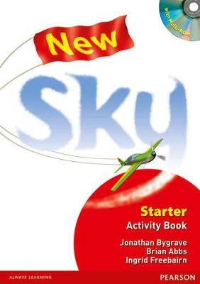 New Sky Activity Book and Students Multi-Rom Starter Pack - 