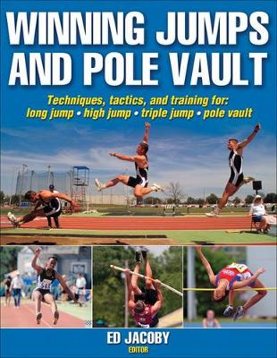 Winning Jumps and Pole Vault - Edward Jacoby