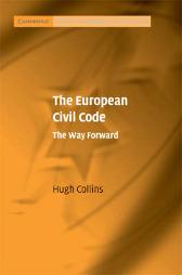 The European Civil Code - Hugh Collins