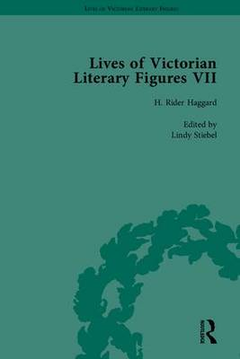 Lives of Victorian Literary Figures - Dr. Keith Carabine