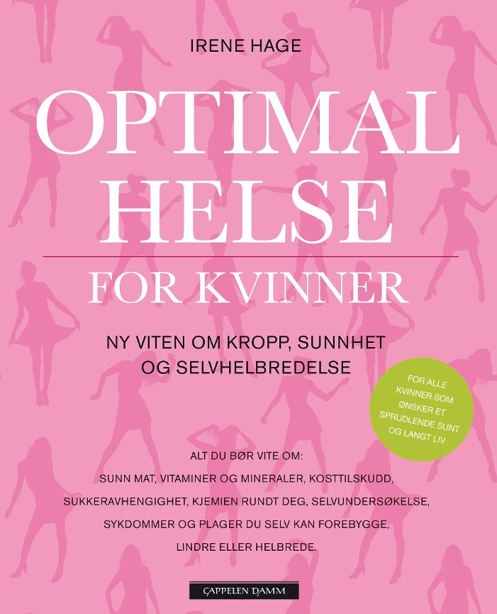 Optimal helse for kvinner - Irene Hage
