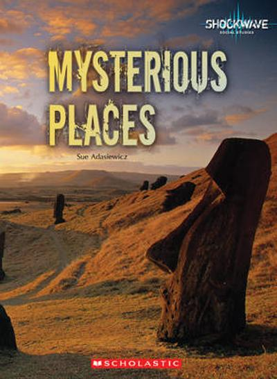 Mysterious Places - Sue Adasiewicz