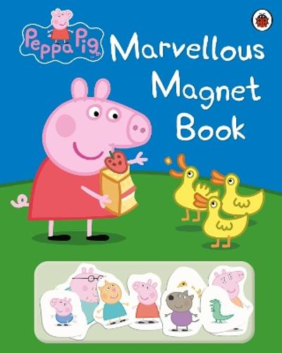 Peppa Pig: Marvellous Magnet Book - Peppa Pig