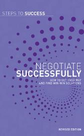 Negotiate Successfully - Bloomsbury Publishing