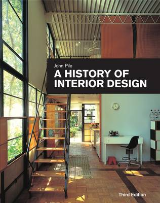 A History of Interior Design - John Pile
