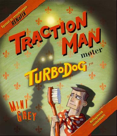TractionMan møter TurboDog - Mini Grey