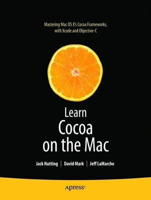Learn Cocoa on the Mac - Jack Nutting
