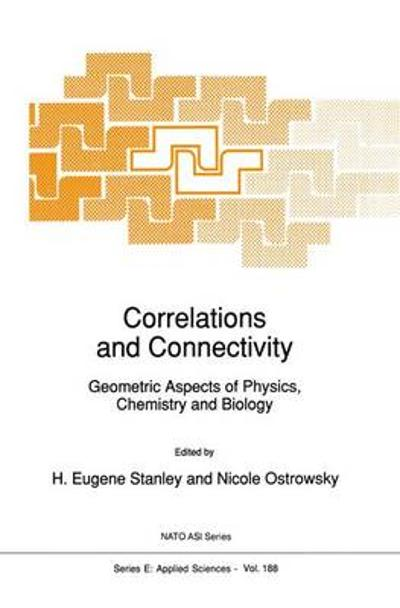 Correlations and Connectivity - Harry Eugene Stanley