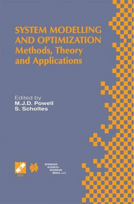 System Modelling and Optimization - M.J.D. Powell