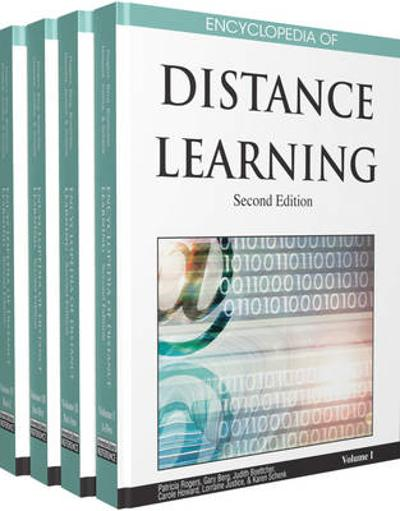 Encyclopedia of Distance Learning - Patricia L. Rogers