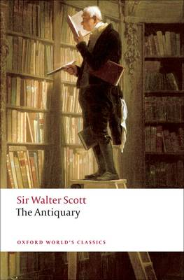 The Antiquary - Sir Walter, Scott