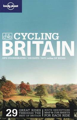 Lonely Planet Cycling Britain - Lonely Planet