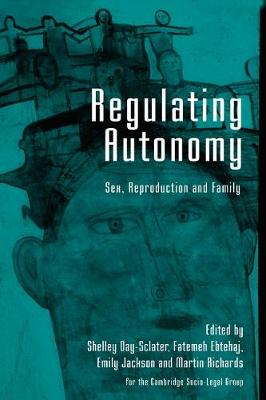 Regulating Autonomy - Shelley Day-Sclater