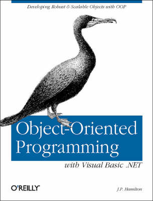 Object-Oriented Programming with Visual Basic.NET - J.P. Hamilton