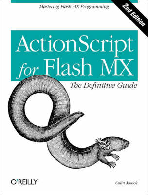 ActionScript for Flash MX - Colin Moock