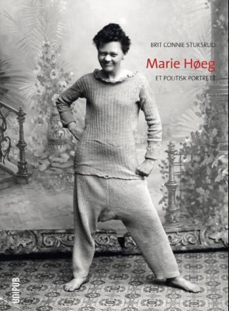 Marie Høeg - Brit Connie Stuksrud