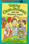 Young CAM Jansen and the Dinosaur Game - David A. Adler