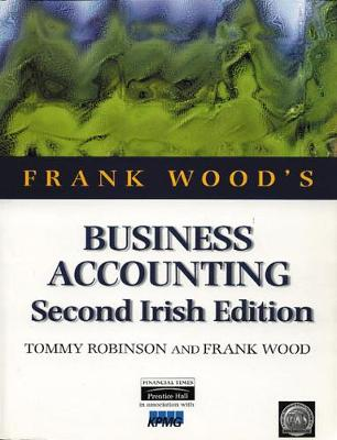 Business Accounting - Frank Wood