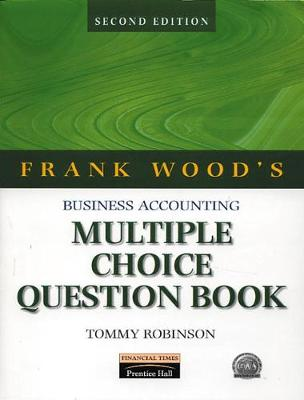 Business Accounting - Tommy Robinson