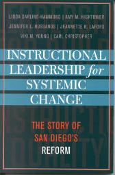 Instructional Leadership for Systemic Change - Linda Darling-Hammond Amy M. Hightower Jennifer L. Husbands Jeanette R. LaFors Viki M. Young