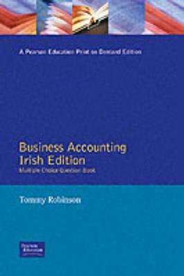Business Accounting for Irish Students - Frank Wood