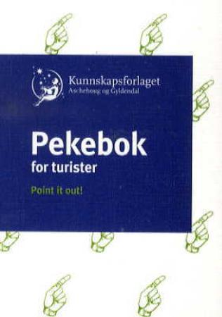 Pekebok for turister - Ove Olsen