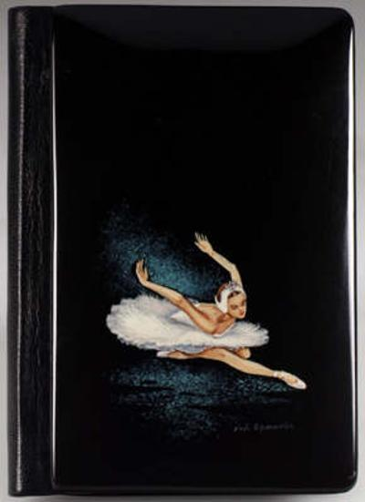 The Little Russian Ballet Address Book - Jeremy Noble