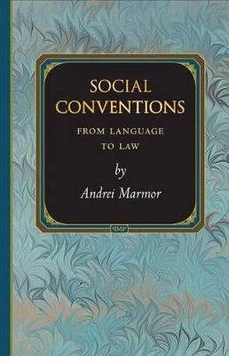 Social Conventions - Andrei Marmor