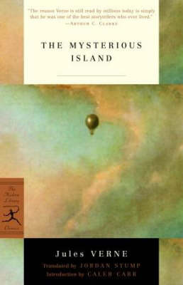 The Mysterious Island - Jules, Verne