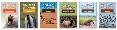 Animal Behavior Set - Chelsea House Publishers