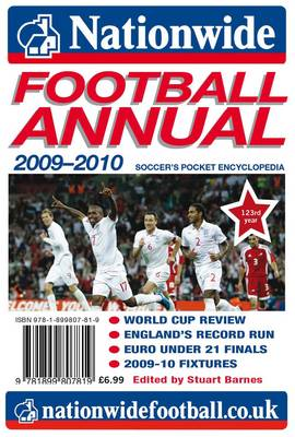 Nationwide Football Annual - Stuart Barnes