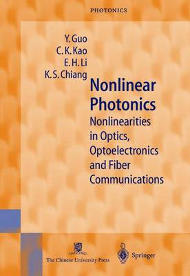 Nonlinear Photonics - Y. Guo