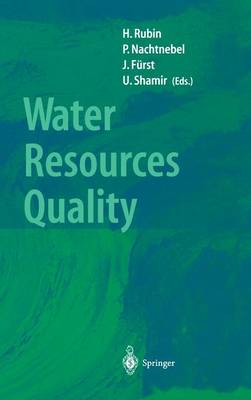 Water Resources Quality - Hillel Rubin